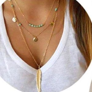 Free People Jewelry - Free People layered necklace